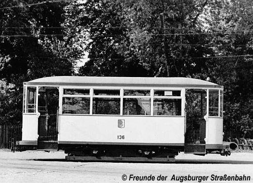 Beiwagen 136