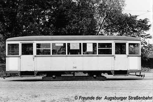 Beiwagen 248