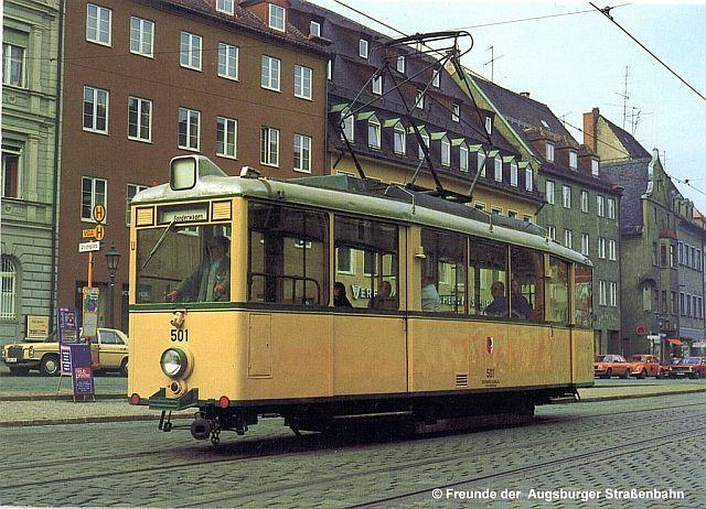 KSW 501 am Ulrichsplatz
