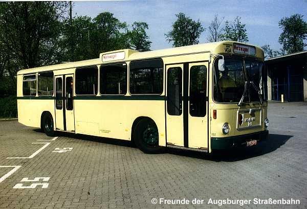 Bus 151